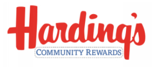 Hardings Community Rewards Logo